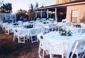 Table And Chair Rentals Houston by Aaa Rentals