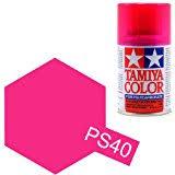 Light Pink Spray Paint - amazon com tamiya polycarbonate ps 39 translucent light spray