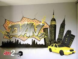 déco graff graffiti décoration déco graff spray chambre d enfant