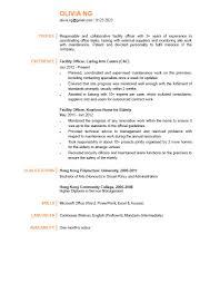 Merchandiser Resume Facility Officer Cv Ctgoodjobs Powered By Career Times