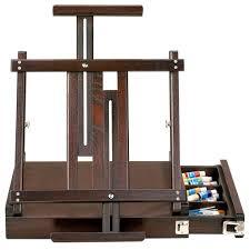 artist u0027s loft box table easel