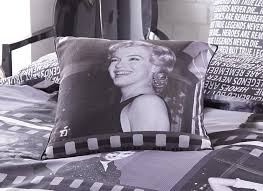 marilyn monroe audrey hepburn duvet quilt cover bedding bed set