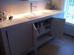 Ikea Kitchen Cabinets In Bathroom by All In One Multipurpose Bathroom Furniture Which Hides A Washer