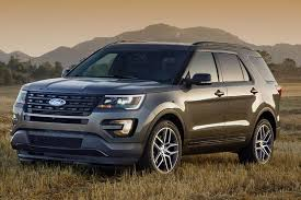 ford explorer vs chevy tahoe 2016 honda pilot vs 2016 ford explorer which is better autotrader