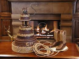 western cake decorations western wedding cake toppers cake top