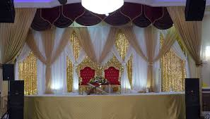 wedding center home