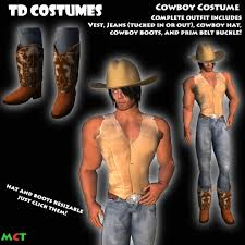 Cowboy Halloween Costumes Marketplace Td Cowboy Halloween Costume