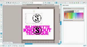 Punch Home Design Studio Help Silhouette Knockout Technique Tutorial Part 1 Designing