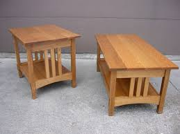 mission style coffee table light oak coffe table coffe table mission style coffee tables dark oak amish