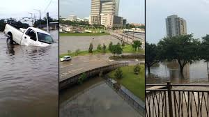 raw video flooding in houston abc13 com