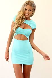 cut out dress turquoise mini dress teal cut out dress with sweetheart ustrendy