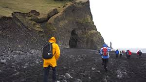 Black Sand Beaches by Tastemade Travel Iceland U0027s Black Sand Beach Tastemade