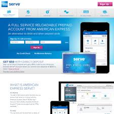 serve prepaid card american express serve prepaid card manage your in a better way