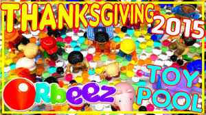 thanksgiving kids videos orbeez pool party giant orbeez pool with kids toys kids videos