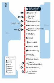 Seatac Terminal Map Visiting The Uw Facilities Services Blog