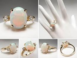 Opal Wedding Rings by Opal Wedding Rings For Women Ring Beauty