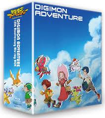 digimon adventure digimon adventure 15th anniversary blu ray box remaster 8bds