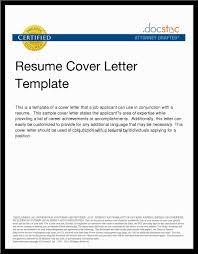 General Resume Templates 46 General Resume Cover Letter 100 Sample Resume Objectives