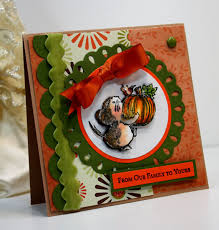 make your own attractive thanksgiving card using our