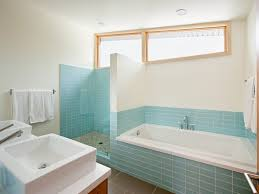 bathroom 82 modern blue and white bathroom with small corner