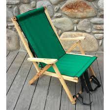 Amazon Beach Chair Amazon Com Back Pack Folding Beach Chair Fabric Forest Green