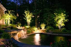 Pool Landscape Lighting Ideas The Concept Of Landscape Lighting Design Garden Ideas Design