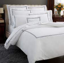 Bed Linen Decorating Ideas Bedroom Beautiful Sferra Bedding For Bedroom Decoration Ideas