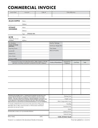 example commercial invoice south africa tax invoice template sales export india irish pr saneme
