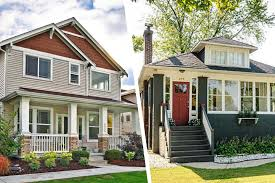 Craftsman Style Houses Would You Rather New Or Vintage Craftsman Homes Real Estate