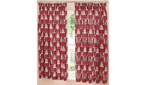 Asda Nursery Curtains Star Wars Curtains Home U0026 Garden George At Asda