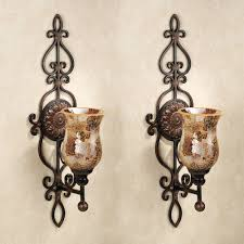 Home Wall Decor And Accents by Images Of Candle Sconces Wall Decor Jefney Wood Wall Sconces