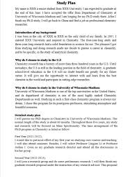 guidelines for writing a term paper how to write a study plan china schooling study plan sample copy