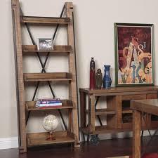 How To Make A Corner Bookshelf Leaning Bookcases You U0027ll Love Wayfair