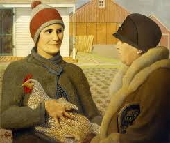 grant wood s appraisal 1931 figge art museum successors to the estate of nan wood graham licensed by vaga new york ny