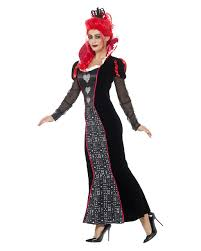 heart queen deluxe costume for halloween horror shop com