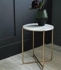 Zara Side Table Sourcing Marble Tables Cloverdesain