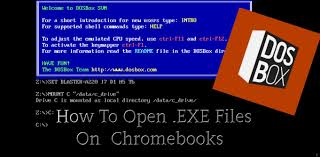 Open How To Open Exe Files On Chromebooks Youtube