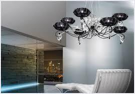 Black Chandelier Lamps Black Chandelier Lighting On Winlights Com Deluxe Interior