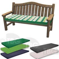 Garden Bench With Cushion Garden Bench Cushions Ebay