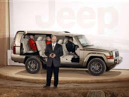 jeep commander 4x4 limited 5 7 hemi 2006 picture 30 of 31