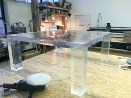 lucite waterfall coffee table acrylic waterfall coffee table lucite waterfall coffee table toronto