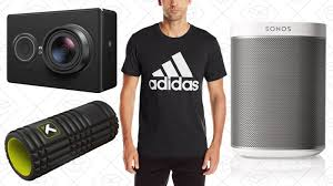 amazon black friday adidas sunday u0027s best deals adidas apparel sonos yi action cam and more