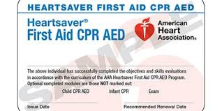 6 hours class online cpr aed aid blended online learning at your pace in