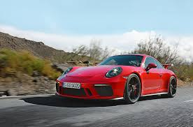 old porsche spoiler a ride in the new porsche 991 2 gt3 7 things we learned by car