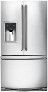 Stainless Steel Refrigerator French Door Bottom Freezer - counter depth french door refrigerator with iq touch controls