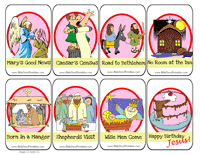 printable happy birthday jesus card like merry