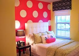girls u0027 bedroom paint ideas polka dots