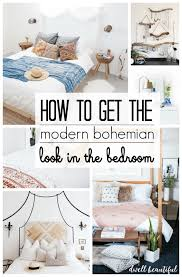 bedroom inspiration pictures modern bohemian bedroom inspiration dwell beautiful