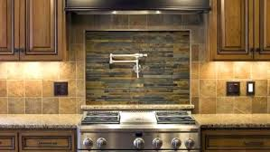 Stick On Kitchen Backsplash Self Adhesive Kitchen Backsplash For Stainless Steel Tiles Self