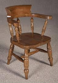 Oak Armchair Childs Oak Armchair In Solid Oak Ideal As A Lovely Christening Gift
